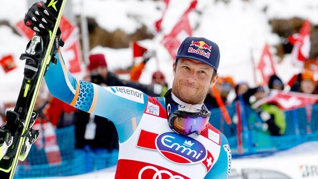Alpine Skiing - Svindal: Downhill course jumps 'right on the limit'