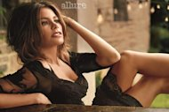 Sofia Vergara as seen in Allure's September 2012 issue -- Allure