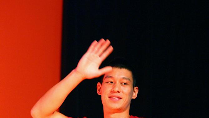 NBA Player Jeremy Lin Visits China