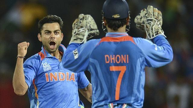 Cricket - India v England: First Twenty20 LIVE