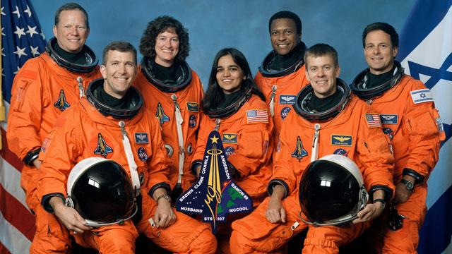 Columbia Crew Remembered 10 Years After Accident