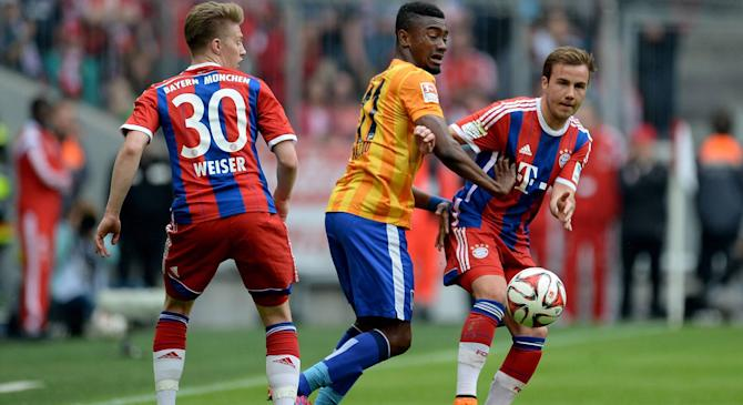Video: Bayern Munich vs Hertha BSC