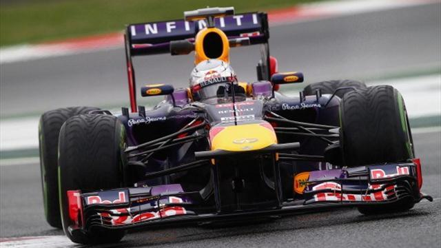 Formula 1 - Red Bull could benefit from Pirelli tyre changes