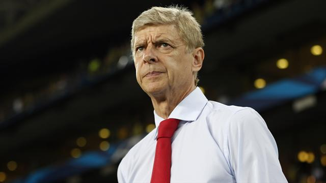 Champions League - Arsenal's character pleases Wenger