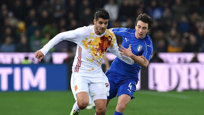 Morata: Improving on Spain's Euro feats is impossible