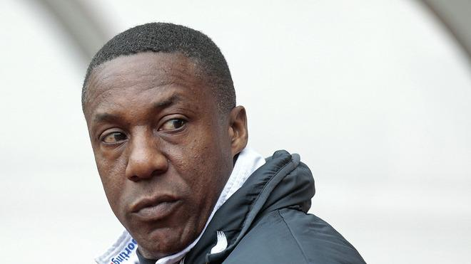Wolverhampton Wanderers' English Manager Terry Connor Looks On   RESTRICTED TO EDITORIAL USE. No Use With Unauthorized AFP/Getty Images