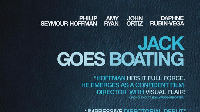 Jack Goes Boating 2010 Overture Films Poster