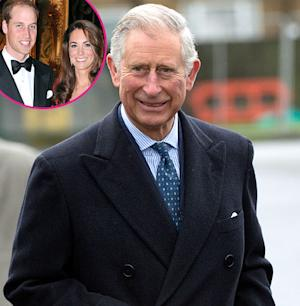 Prince Charles: Becoming a Grandfather Makes Me Feel Old