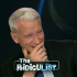 Anderson Cooper Giggles, Wolf Blitzer Spits in Hilarious CNN Blooper Reel (Video)