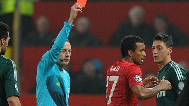 Champions League - Nani banned, Fergie fined for Madrid match incidents