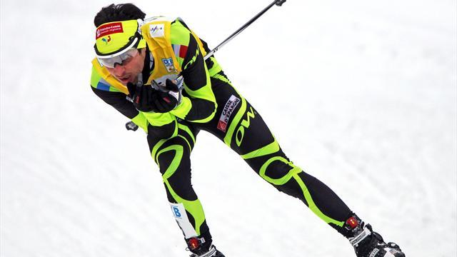 Nordic Combined - Lamy-Chappuis back to winning ways in World Cup