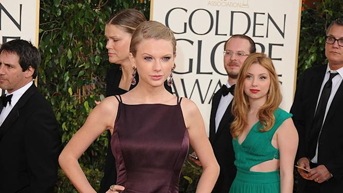 70th Annual Golden Globe Awards - Arrivals: Taylor Swift
