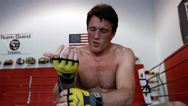 Mixed Martial Arts: Jones-Sonnen denigrates UFC lightweight belt