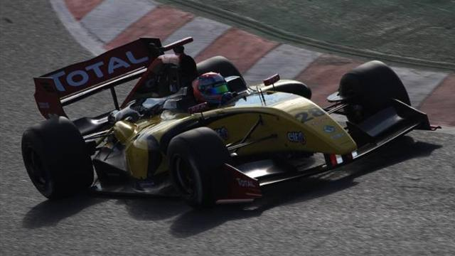 Formula 1 - Magnussen fastest on day three at Jerez