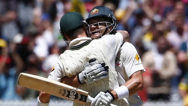Ashes - Australia cruise to crushing win