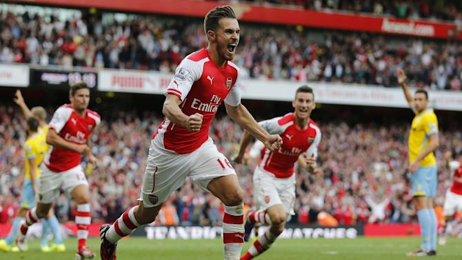 Premier League - Ramsey again the hero, but Arsenal need investment now
