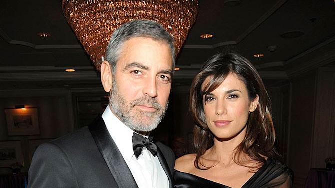 Clooney Canalis UNICEF Ball