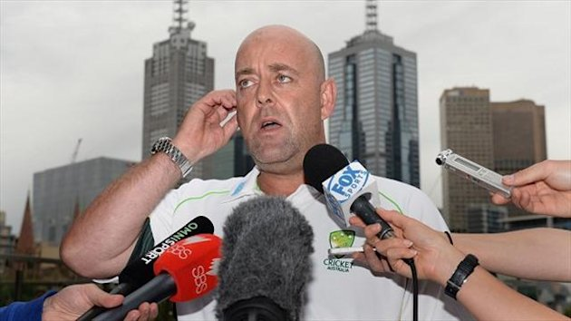 Darren Lehmann, pictured, was taken aback by Graeme Swann's decision to retire mid-tour