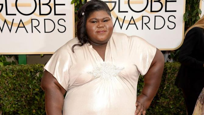 Gabourey Sidibe Bites Back at Golden Globes Haters