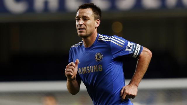 Champions League - Di Matteo: Terry still Chelsea's leader