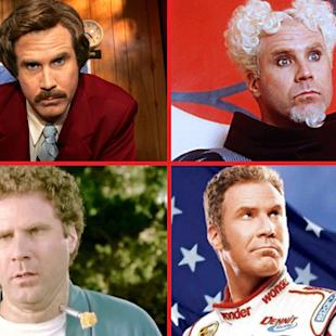10 Top Will Ferrell Movie Quotes: 'Anchorman,' 'Old School,' 'Zoolander' (Video)