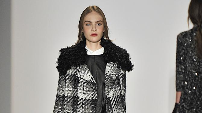 Rachel Zoe - Runway RTW - Fall 2013 - New York Fashion Week