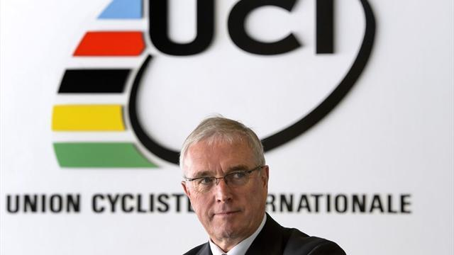 Cycling - UCI election intrigue to end in Florence