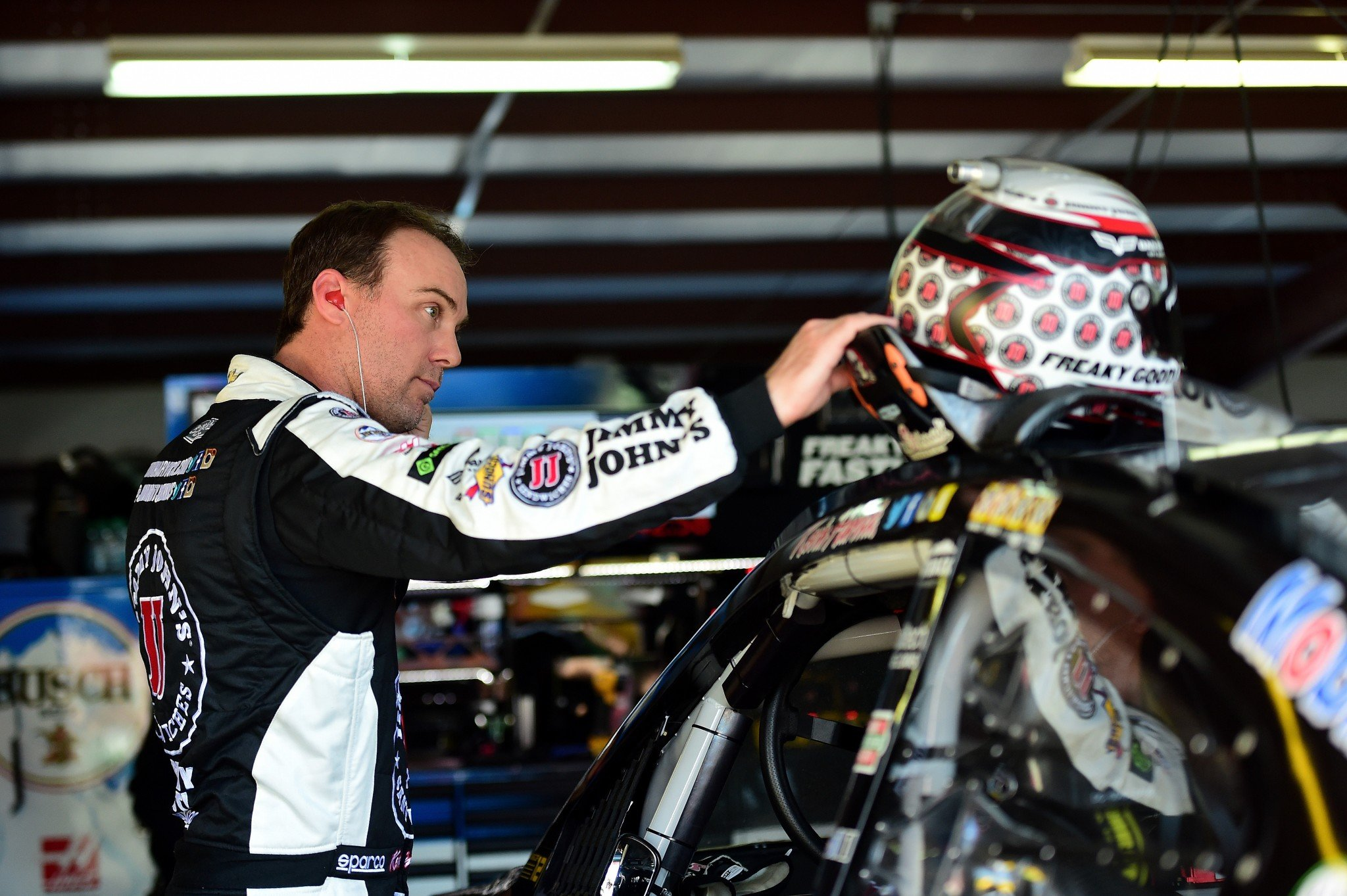 Kevin Harvick And: Kevin Harvick To Serve As Analyst For Eight Lower-tier