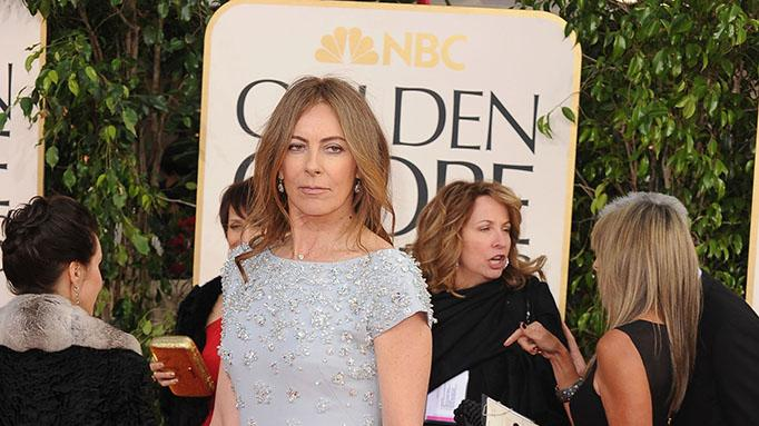 70th Annual Golden Globe Awards - Arrivals: Kathryn Bigelow
