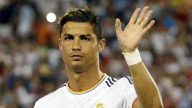 Liga - Ronaldo 'not worried' about new Real Madrid deal