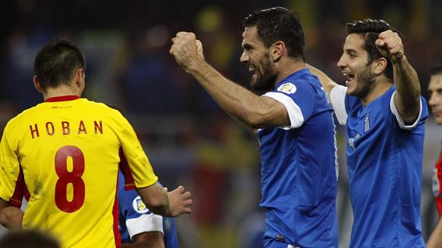 World Cup - Greece say fair play saved Romania from forfeit