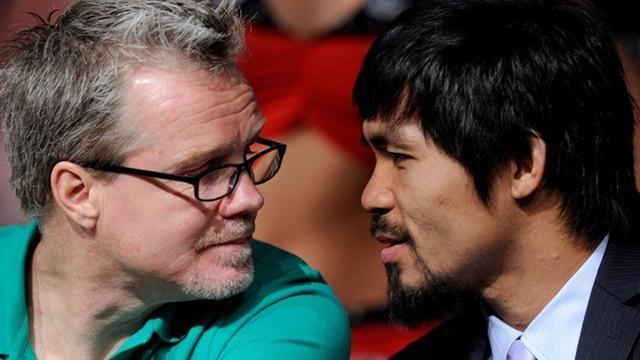 Boxing - Roach: Pacquiao will retire if he is KO'd again