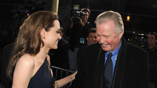 in the land of blood and honey 2011 LA Premiere Angelina Jolie Jon Voight