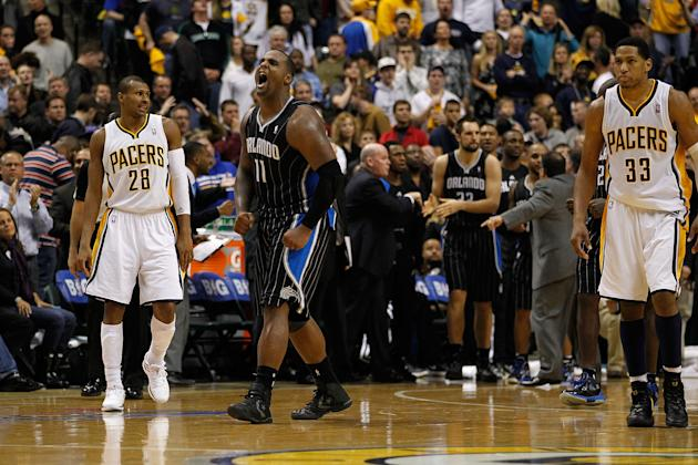Orlando Magic v Indiana Pacers - Game One