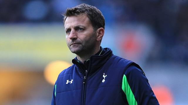 Premier League - Sherwood: Spurs sacking hurts