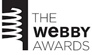 The logo of The Webby Awards