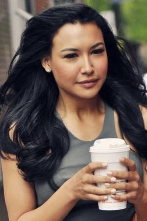 "It has been a tough couple of months for Santana on ""Glee."""