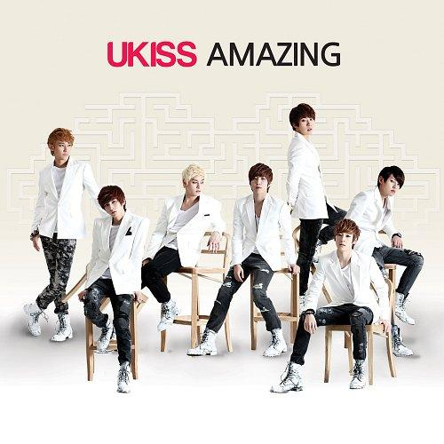 U-KISS′ Track ′Amazing′ to be Released Ahead of Album