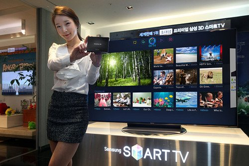 Samsung to show Evolution Kit at CES 2013, upgrade your 2012 Smart TV to latest specs. Samsung, Televisions, Home Cinema, Samsung Smart TV, Smart TV, CES2013 0