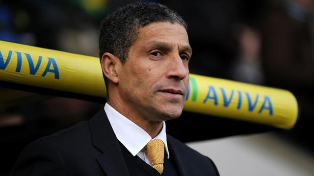 Football - Hughton chuffed as Norwich stay up