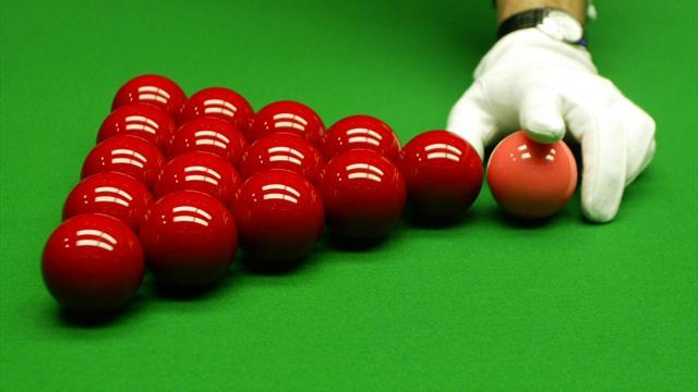 Snooker - Australian Open qualifying results