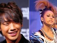 Lee Hyo-ri clears up the scandal with Rain