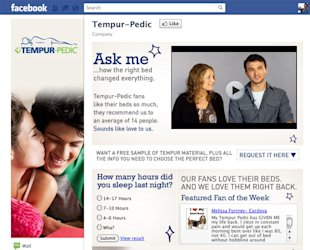 Ask me - tempur-pedic