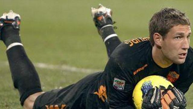 Serie A - Stekelenburg wants EL spot