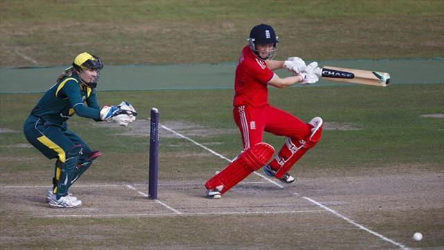 Ashes - England Women move ahead in Ashes series
