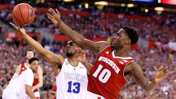 Nigel Hayes will return to Wisconsin: 'There are a lot of pros to not turning pro'