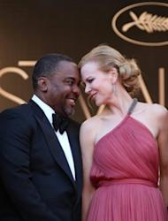 "(From L) US director Lee Daniels and Australian actress Nicole Kidman arrive for the screening of ""The Paperboy"" presented in competition at the 65th Cannes film festival in Cannes. Daniels' first feature film, ""Precious"", the story of an African-American incest survivor, screened in the festival's Un Certain Regard sidebar section before going on to two Academy Award nominations"
