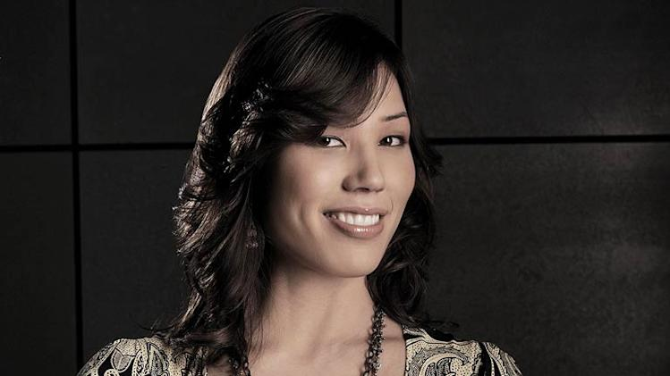 Michaela Conlin stars as Angela Montenegro in Bones on FOX.