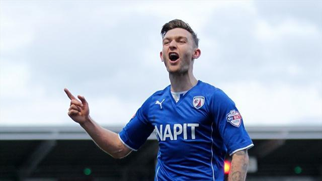 League Two - Chesterfield back in League One