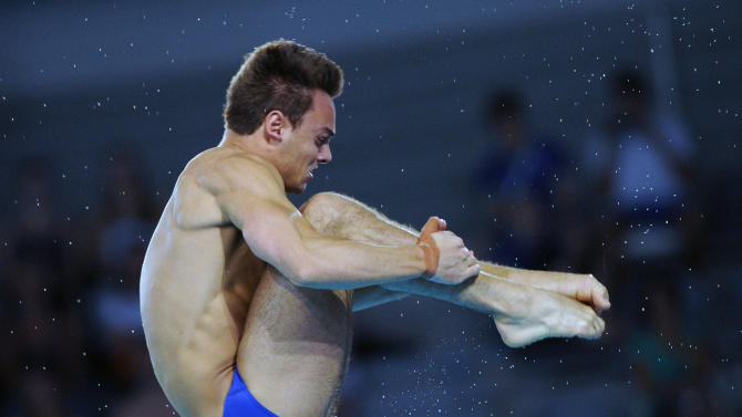 Tom Daley - Diving